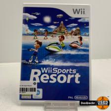 Nintendo Wii spel   Wii Sport Resort