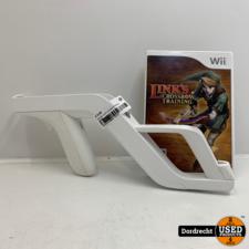 Nintendo Wii spel   Link's crossbow training + Zapper