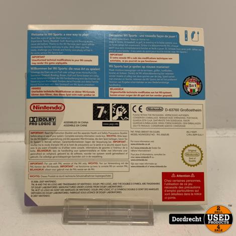 Nintendo Wii Sports spel + Accessoires | Met garantie