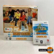 Nintendo Wii Family Trainer Mat | In doos | Incl. spel | Met garantie