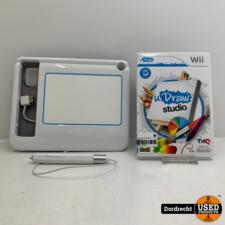 Nintendo Wii UDraw studio tablet   Met spel   Met garantie