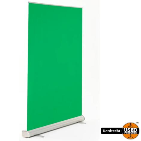 Greenscreen 120x200   NIEUW in doos   Met tas