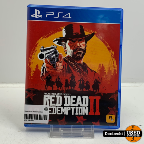 Playstation 4 | Red Dead Redemption 2
