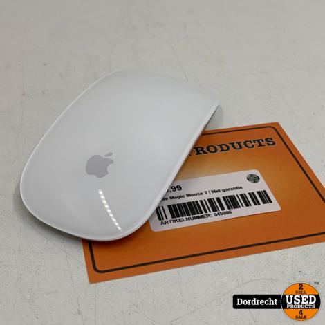 Apple Magic Mouse 2   Met garantie