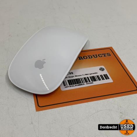 Apple Magic Mouse 2 | Met garantie
