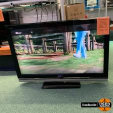 Sony Bravia KDL-40W4000 Televisie | Met AB | Met garantie