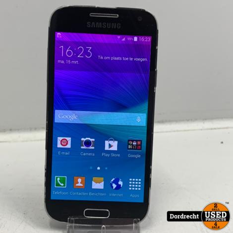 Samsung Galaxy S4 Mini 8GB Zwart | Met garantie