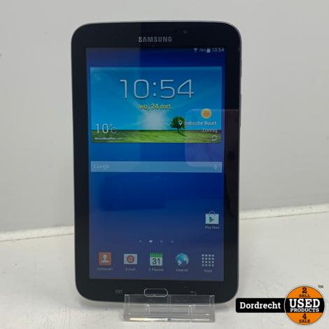 Samsung Galaxy Tab A 7 inch WiFi 8GB Zwart | Met garantie