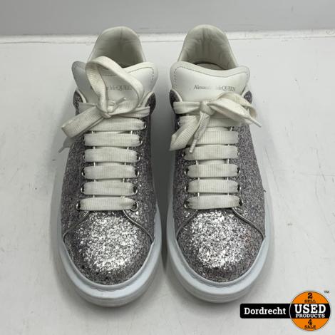 Alexander Mcqueen Glitter Sneakers | Maat 40 (Valt groot) | Extra veters