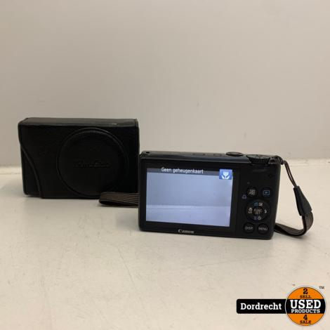 Canon PowerShot S95 camera | In hoes | Met lader | Met garantie