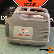 Briggs en Stratton P2200I inverter generator   Met garantie