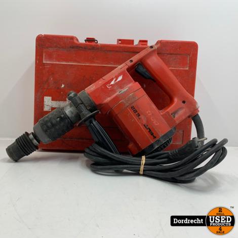 Hilti TE22 Klopboormachine | Op snoer | In kist | Met garantie