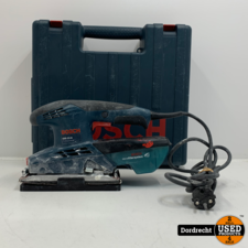 Bosch Professional Vlakschuurmachine GSS 23 A 230V 190W   Op snoer   In kist   Met garantie