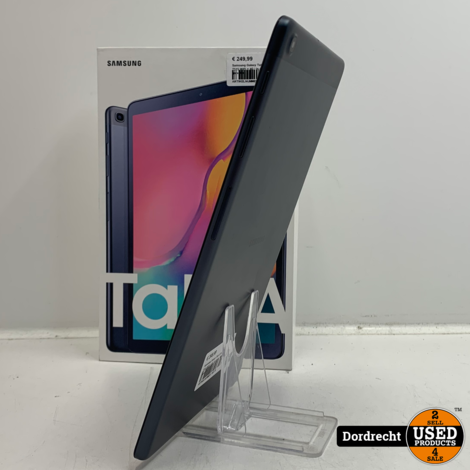 Samsung Galaxy Tab A 10.1 (2019) T515 WiFi + 4G   In doos   Met garantie