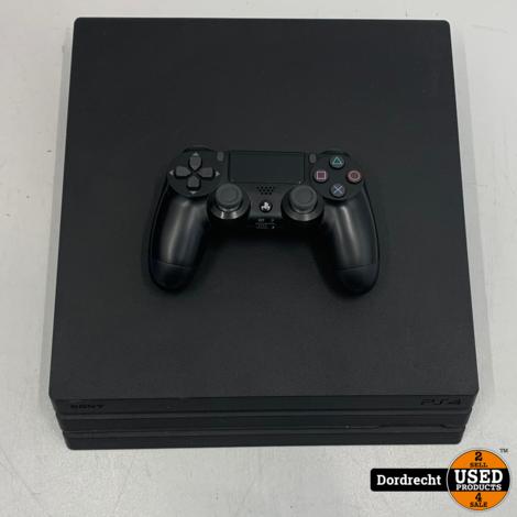 Playstation 4 Pro 1TB | Met controller | In doos | Met garantie