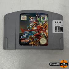 Nintendo 64 spel | DualHeroes