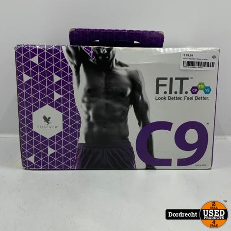 FIT C9 fitpakket   Nieuw in doos   Smaak: chocolade
