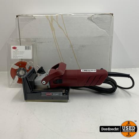 Lamello AG G2A 2019 Freesmachine | Nieuw in doos | Met garantie