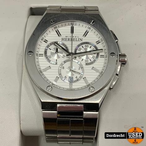 Michel Herbelin Horloge 37645 | In doos | Met originele bon | Met garantie