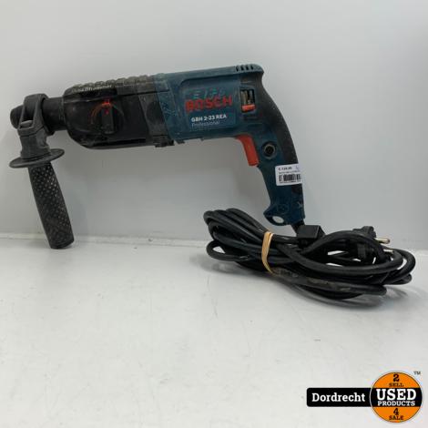 Bosch GBH 2-23 REA Klopboor | In kist | Met garantie