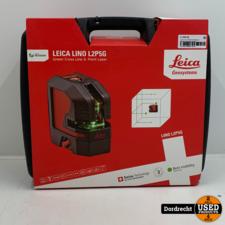 Leica Lino L2P5G Kruislijnlaser | Nieuw in kist | Met garantie