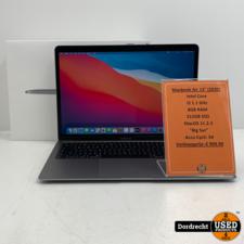 Macbook Air 2020 Intel Core i5 512GB SSD 8GB RAM   In doos   Met garantie