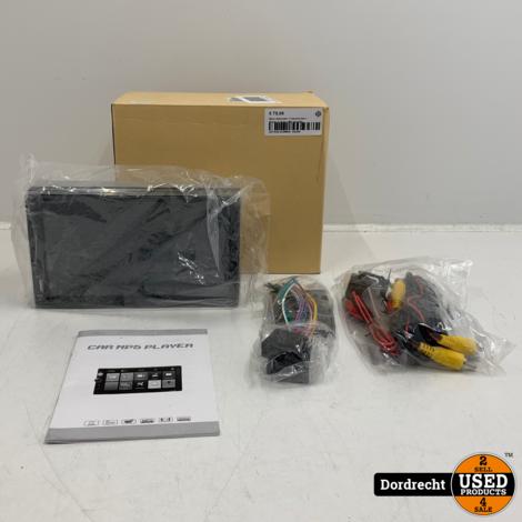Strex Autoradio 7 touchscreen   Nieuw in doos   Met garantie