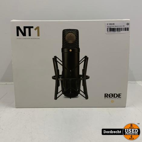 Rode NT1-Kit Studio microfoon | Nieuw in doos | Met garantie