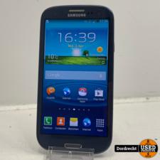 Samsung Galaxy S3 16GB Blauw | Met garantie