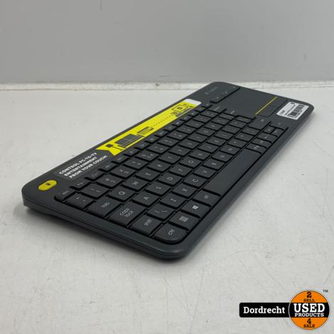 Logitech K400 Plus Toetsenbord | Met garantie