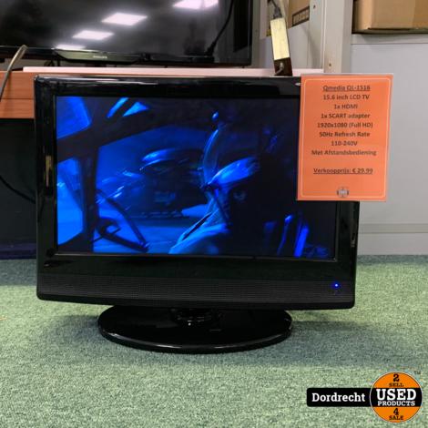 Qmedia QL-1516 Televisie / TV   Met AB   Met garantie