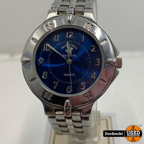 Beverly Hills Polo Club Horloge   Met garantie