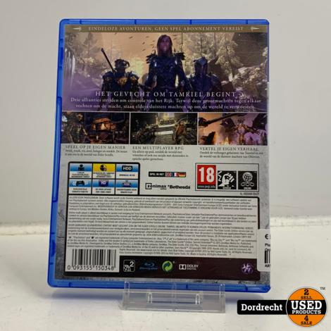 Playstation 4 spel | Elder Scrolls Online - Tamriel Unlimited