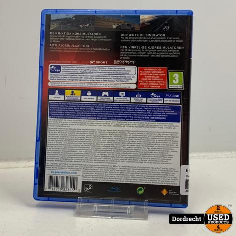 Playstation 4 spel | Gran Turismo Sport