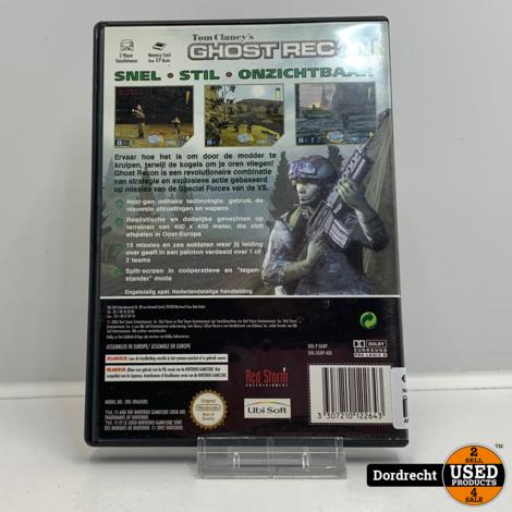 Nintendo Gamecube spel | Tom Clancy's Ghost Recon