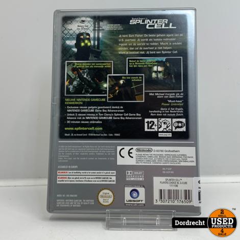 Nintendo Gamecube spel | Tom Clancy's Splinter Cell