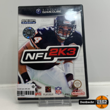 Nintendo Gamecube spel | NFL 2K3