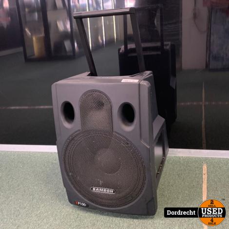Samson XP100 Expedition Pro speaker | Met garantie
