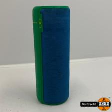 Logitech UE Boom 2 Bluetooth Speaker Groen/blauw | Met garantie