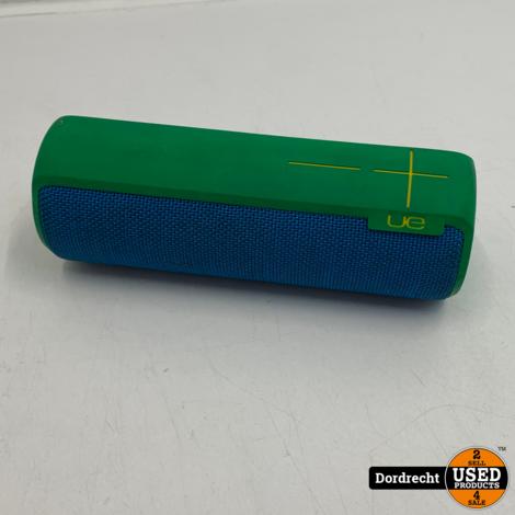 Logitech UE Boom 2 Bluetooth Speaker Groen/blauw   Met garantie