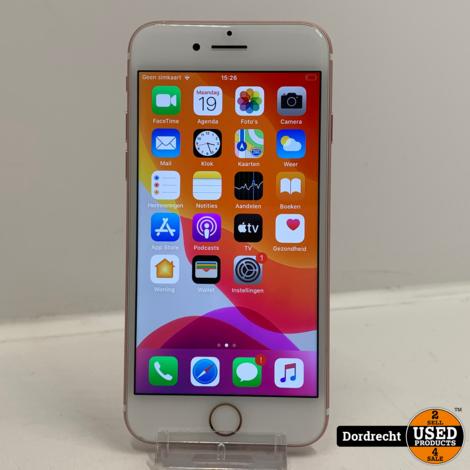 iPhone 7 128GB Roze   Met garantie