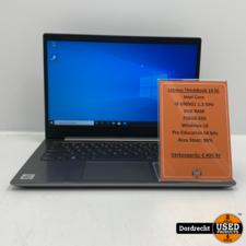 Lenovo ThinkBook 14 IIL laptop | Intel i3-1005G1 1.2 GHz 8GB RAM 256GB SSD Windows 10 | Met garantie