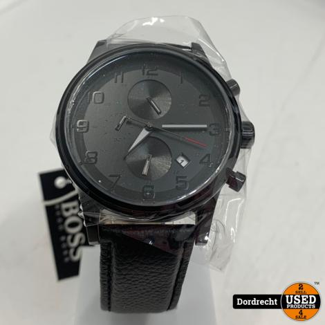 Hugo Boss Horloge Zwart | Nieuw | Met garantie