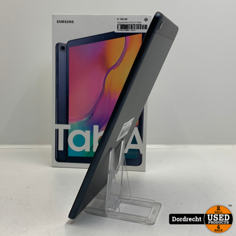Samsung Galaxy Tab A 10.1 (2019) 32GB Zwart | In doos | Met garantie