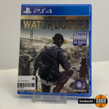 Playstation 4 spel |  Watch Dogs 2 Gold Edition