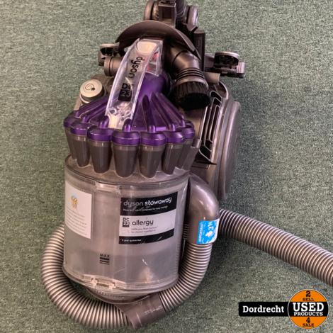 Dyson DC23 Allergy Stowaway Stofzuiger | Gebruikt | Met garantie