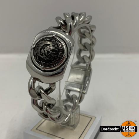 Diesel DX0800040 armband   20CM   Met garantie