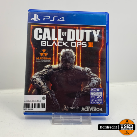 Playstation 4 spel | Call of Duty Black Ops 3