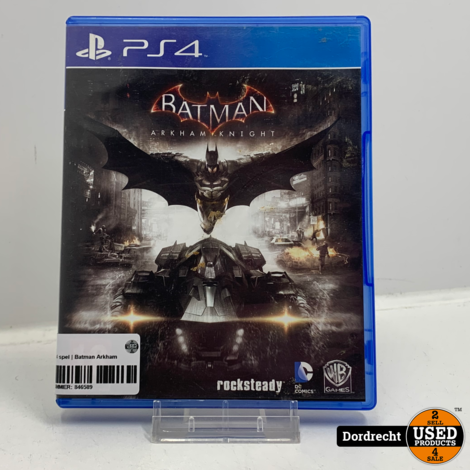 Playstation 4 spel | Batman Arkham Knight