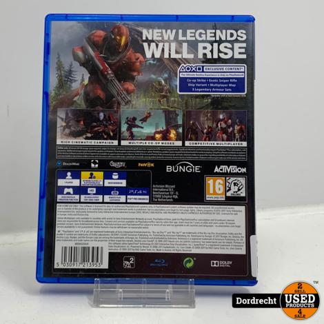 Playstation 4 spel | Destiny 2